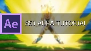 getlinkyoutube.com-After Effects Tutorial: Aura Dragonball Z