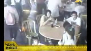 """getlinkyoutube.com-CQTV:学生结私会党 咖啡店""""火拼"""""""