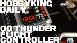 getlinkyoutube.com-Thunder QQ Flight Controller - HobbyKing Daily