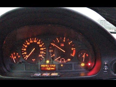 BMW E39 КИПИТ! АВАРИЙНЫЙ РЕЖИМ!