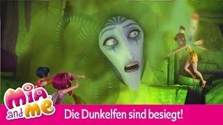 getlinkyoutube.com-Die Dunkelelfen sind besiegt! - Mia and me