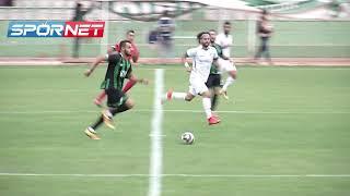Kırşehir Belediyespor-Sakaryaspor:0-0