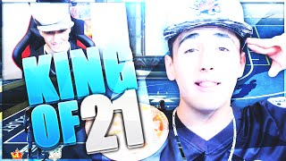 I AM THE KING OF 21!! GOING OFF IN RIVET  || NBA 2K16 MYPARK