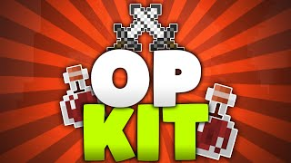 getlinkyoutube.com-OP KIT! | Mineraft SkyWars
