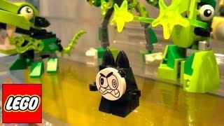 getlinkyoutube.com-Lego Mixels full sets review - Flain, Vulk, Zorch, Krader, Seismo, Shuff, Telso, Zaptor, Volectro