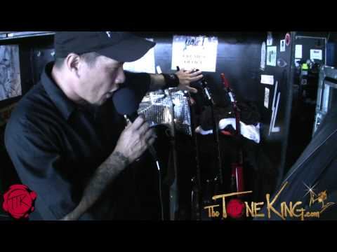 Slayer Guitar Tech : Warren Lee on Kerry King's Rig (BC Rich Guitars & Marshall Amps!)