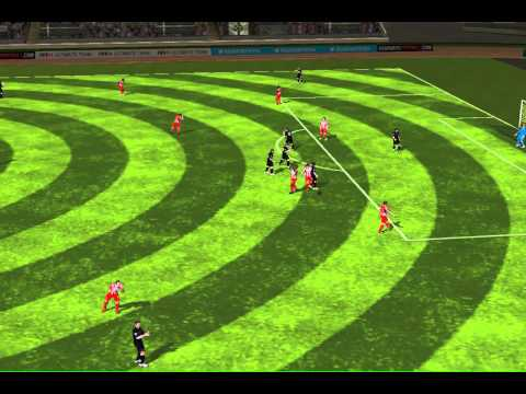 FIFA 14 iPhone/iPad - Minscol vs. Olympiakos CFP