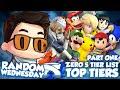 ZeRos Smash Bros Wii U Tier List - Top Tiers - Part 1