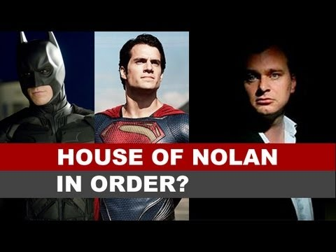 Man of Steel, Dark Knight Trilogy : Christopher Nolan's DC Cinematic Universe - Beyond The Trailer