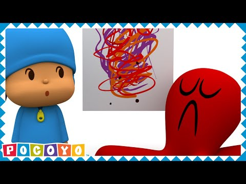 Pocoyo - Os quadros do Pato (S02E43)