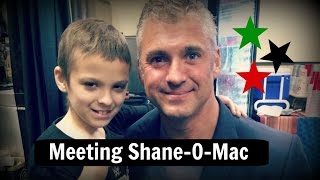 getlinkyoutube.com-Drax Meets Shane-O-Mac @ Monday Night Raw!! (Daily #598)