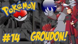 getlinkyoutube.com-Pokémon Emerald - Temos que Pegar #14 / Groudon Desperta / O Erro do Team Magma!!