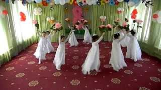 getlinkyoutube.com-Весенний вальс с цветами