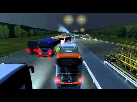 UKTS Indonesia - Bus Malam PO.Haryanto