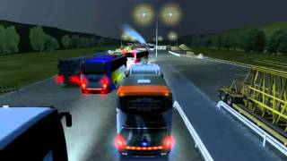 UKTS Indonesia - Bus Malam PO.Haryanto width=