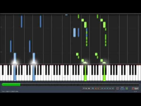 Synthesia - Gotta Catch 'Em All - Kyle Landry - tutorial