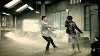 EXO (KAI & LAY)-(Two Moons)  [Dance Practice] (mirror)
