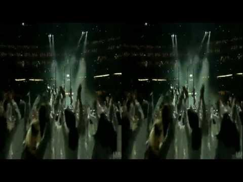 Black Eyed Peas &amp; Usher 3D SBS 1080p