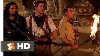 getlinkyoutube.com-The Mummy (9/10) Movie CLIP - Imhotep's Priests Return (1999) HD