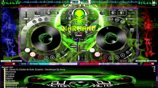getlinkyoutube.com-SKINS VIRTUAL DJ PIONEER ALIEN ---2015--