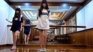 getlinkyoutube.com-Apink (에이핑크) - Remember by Sandy&Mandy dance cover (畫面加強版)