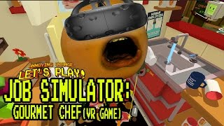 getlinkyoutube.com-Annoying Orange Plays - Job Simulator #3: Gourmet Chef!