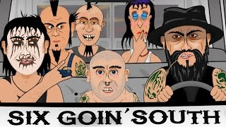 getlinkyoutube.com-Six Goin' South - Metalbilly Comedy 2015 Animated Series Trailer