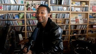 getlinkyoutube.com-John Legend: NPR Music Tiny Desk Concert