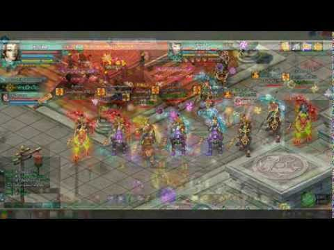 เกมEdge of Warriors - On The Floor