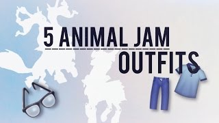 5 Animal Jam Outfit Ideas