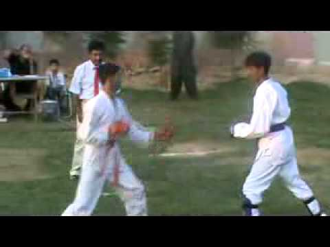District Kyokushin Kai Kan Karate Championship 2013 Part 6
