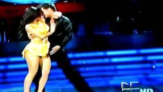 jackie guerrido bailando bachata
