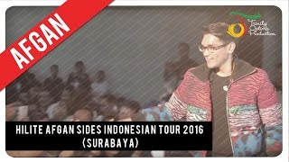 getlinkyoutube.com-Afgan - SIDES Indonesia Tour 2016 (Surabaya) | Official Video