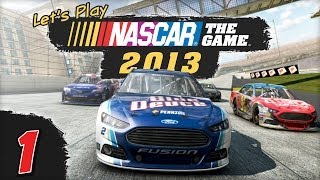 Let's Play NASCAR The Game: 2013 - Daytona 500