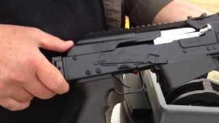 getlinkyoutube.com-Comparison: Box Fresh SAIGA-12 vs. Lone Star Arms' SAIGA-12