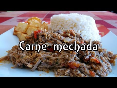Recetas venezolanas carne mechada venezolana comida for Cocina venezolana