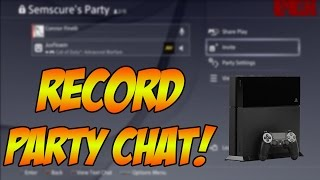 getlinkyoutube.com-How to Record Party Chat on PS4 w/ Elgato! (Easiest Method)