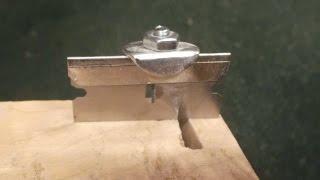 getlinkyoutube.com-How to Make a Strap cutter