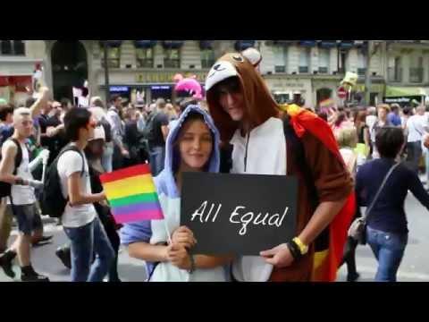 Gay Games Paris 2018 Trailer