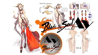 getlinkyoutube.com-Blade and Soul Character Customize YUN PACK#1