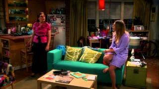 getlinkyoutube.com-Amy Farrah Fowler verliebt in Penny [Big Bang Theory] german