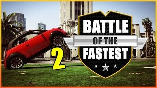 getlinkyoutube.com-EEN NIEUW SEIZOEN! (GTA 5 Battle Of The Fastest #1) Seizoen 2