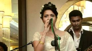 "getlinkyoutube.com-Sanjeewani & Manoj's Wedding - For my loving father ""Punchi Dawaswala"""