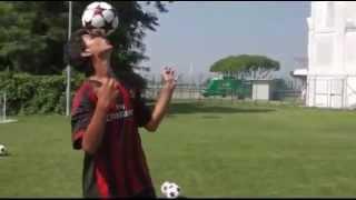 Vídeo Campamentos de fútbol de verano del AC Milan 2015
