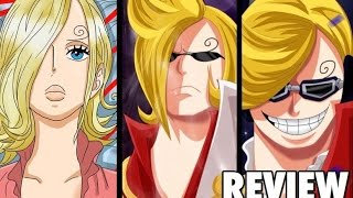 getlinkyoutube.com-WTF?! One Piece 852 ワンピース Manga Chapter Review - Are The Vinsmokes Truly Evil???