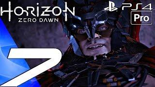 getlinkyoutube.com-Horizon Zero Dawn - Gameplay Walkthrough Part 7 - Focus Network & Gladiator Sun Ring (PS4 PRO)