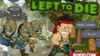 getlinkyoutube.com-Left To Die Kill Zombies Games For Kids - Gry Dla Dzieci
