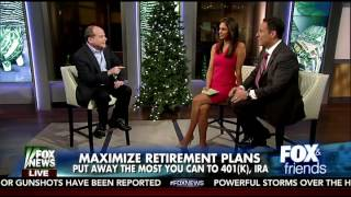 Gene Marks on Fox and Friends, 12/27/16