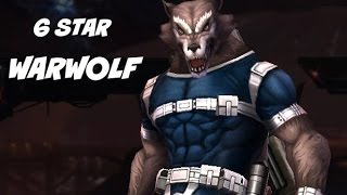 getlinkyoutube.com-Marvel: Future Fight - New Hero (Halloween Update) 6 Star WarWolf !!