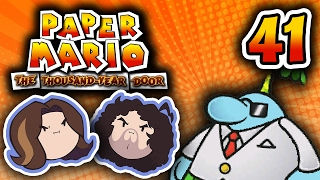 getlinkyoutube.com-Paper Mario TTYD: Gripping Love Story - PART 41 - Game Grumps